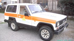 Jeep 4x4. Mike 09